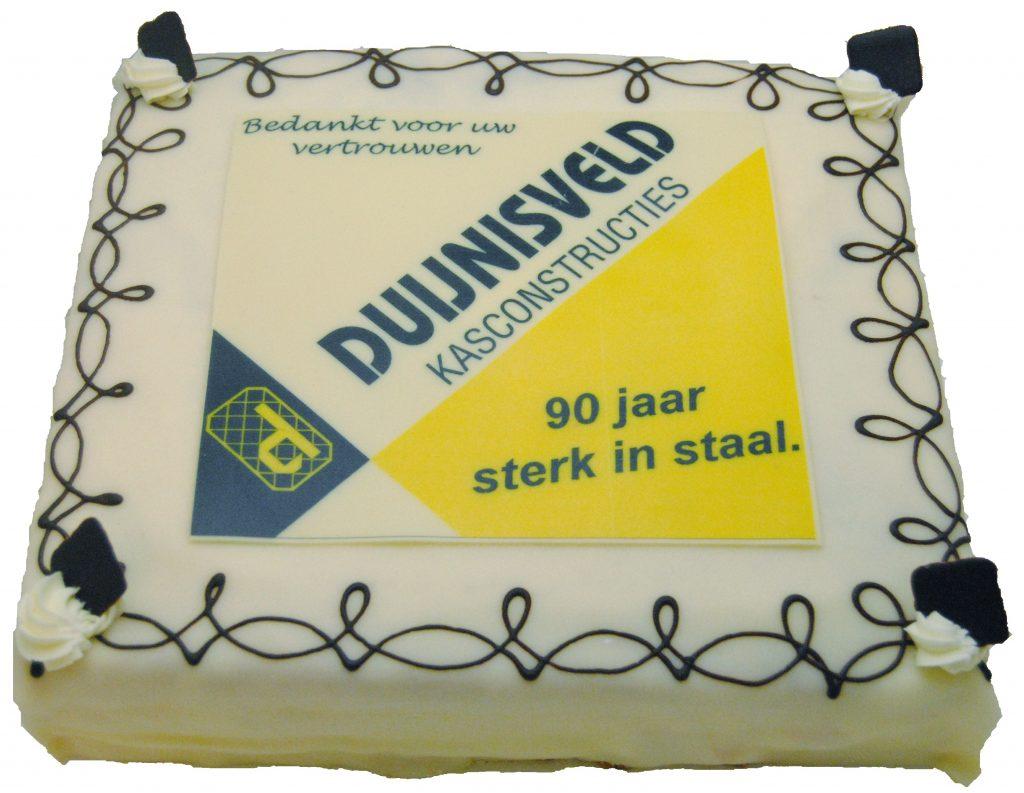 logotaart-duijnisveld-90 jaar