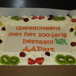 grote taart bestellen, taart online