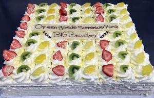 grote taart bestellen