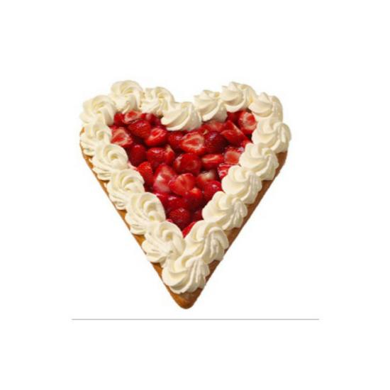 valentijnsdag taart bestellen Aardbeien Hartenslof bestellen | bakkerijspecialiteiten valentijnsdag taart bestellen