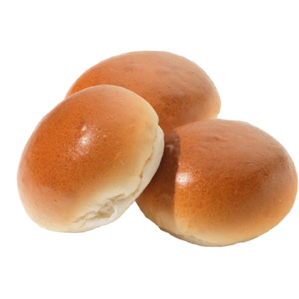 Wit zachte bol broodje