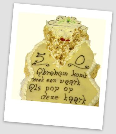 abraham-taart-50-jaar-bestellen-bezorgen